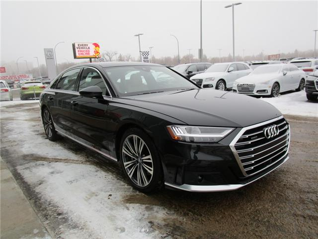 2019 Audi A8 L 55 (Stk: 190066) in Regina - Image 8 of 35