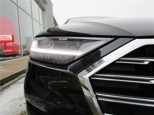 2019 Audi A8 L 55 (Stk: 190066) in Regina - Image 12 of 37