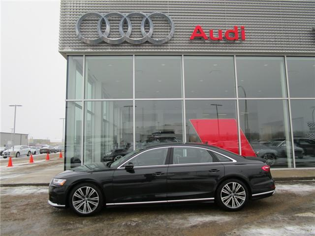 2019 Audi A8 L 55 (Stk: 190066) in Regina - Image 2 of 35
