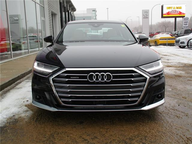 2019 Audi A8 L 55 (Stk: 190066) in Regina - Image 11 of 37