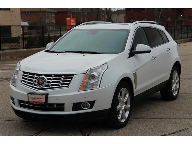 2013 Cadillac SRX Performance Collection (Stk: 1811579) in Waterloo - Image 1 of 29
