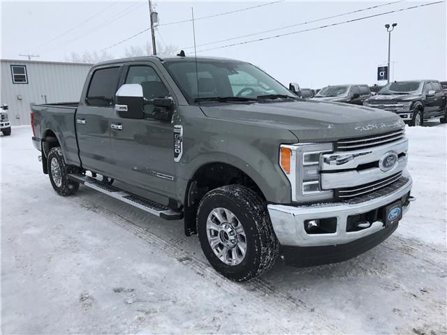 2019 Ford F-350 Lariat (Stk: 9121) in Wilkie - Image 1 of 24