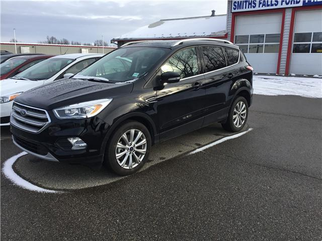 2017 Ford Escape Titanium (Stk: A5931R) in Smiths Falls - Image 1 of 1