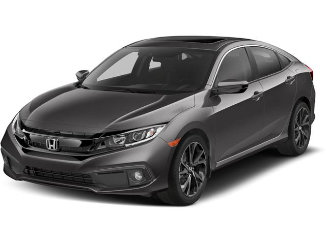 2019 Honda Civic Sport (Stk: 1956) in Simcoe - Image 1 of 3