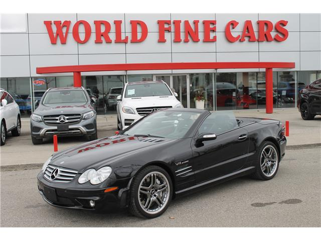 2005 Mercedes-Benz SL-Class  (Stk: 55005) in Toronto - Image 1 of 24