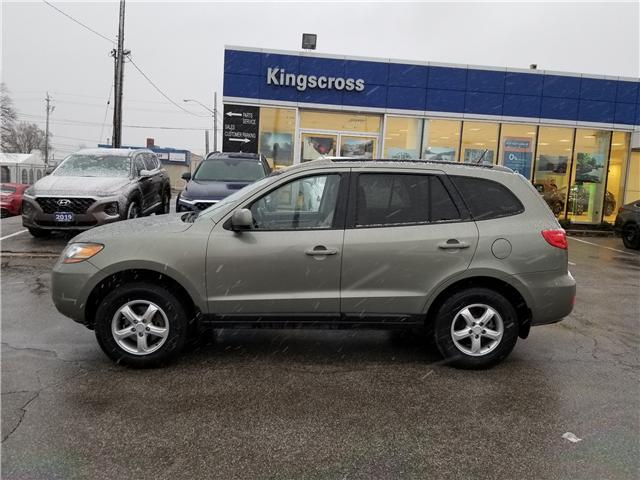 2009 Hyundai Santa Fe  (Stk: 28078A) in Scarborough - Image 1 of 12