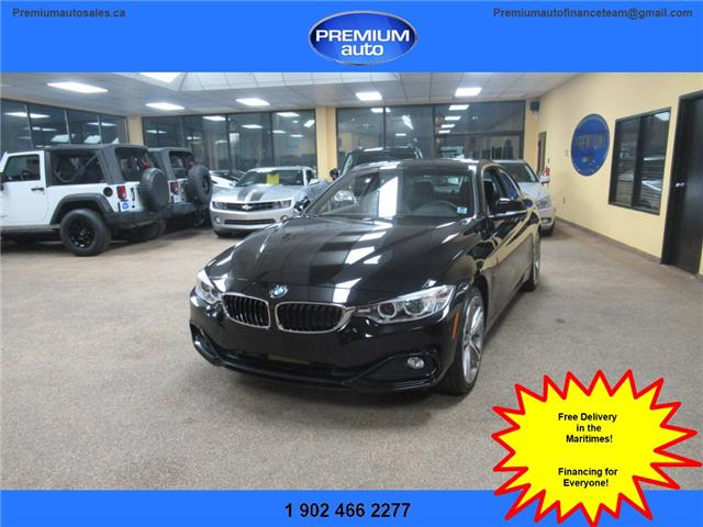 2016 BMW 428i xDrive (Stk: 249880) in Dartmouth - Image 1 of 26