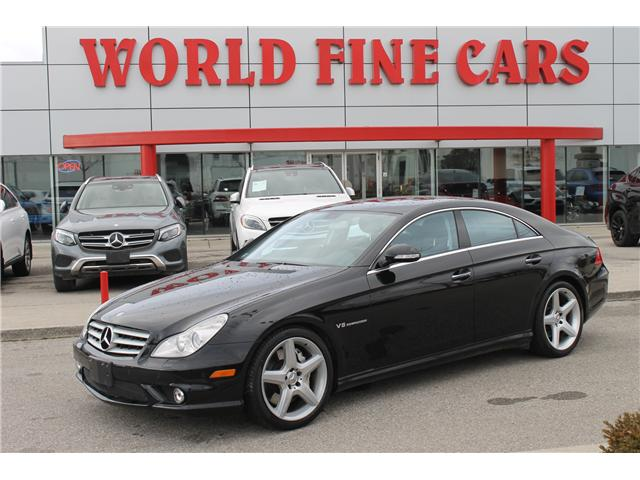 2006 Mercedes-Benz CLS-Class  (Stk: 16591) in Toronto - Image 1 of 23