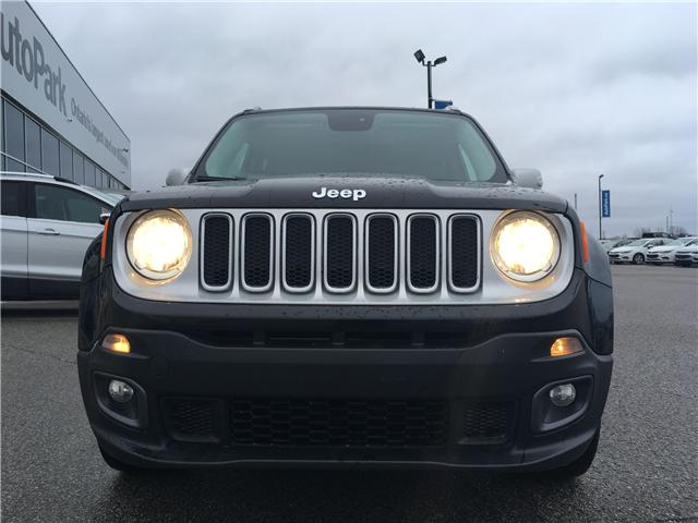2017 Jeep Renegade Limited (Stk: 17-53391RJB) in Barrie - Image 2 of 27