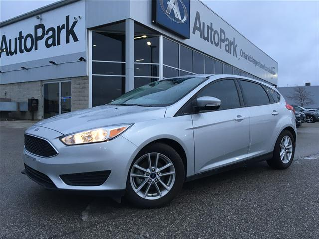 2015 Ford Focus SE (Stk: 15-32086MB) in Barrie - Image 1 of 26