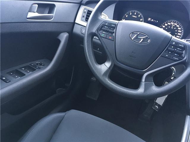 2017 Hyundai Sonata GL (Stk: 17-25663RJB) in Barrie - Image 18 of 23