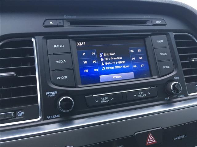 2017 Hyundai Sonata GL (Stk: 17-25663RJB) in Barrie - Image 22 of 23