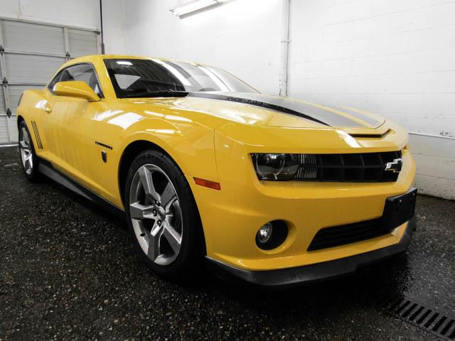 2010 Chevrolet Camaro SS (Stk: K0-86562) in Burnaby - Image 2 of 24
