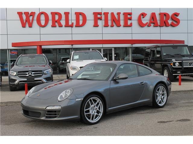 2011 Porsche 911 Carrera 4 (Stk: 16592) in Toronto - Image 1 of 20