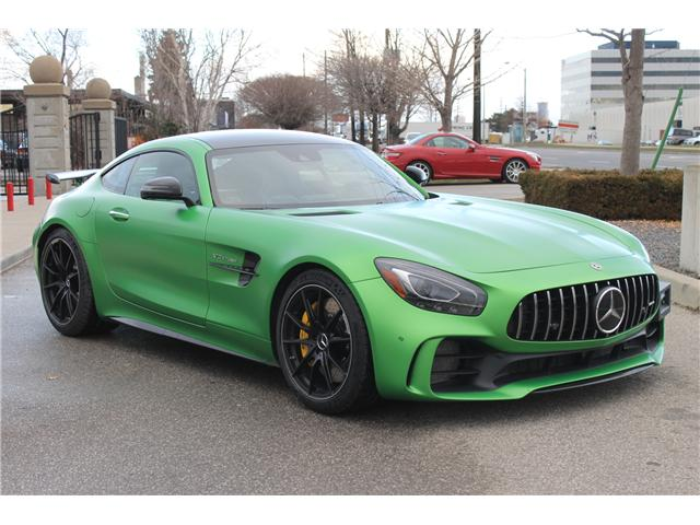 2018 Mercedes-Benz AMG GT R  (Stk: 67248) in Toronto - Image 3 of 23