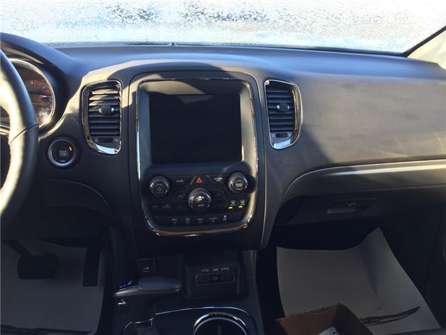 2018 Dodge Durango GT (Stk: PW0291) in Devon - Image 13 of 15