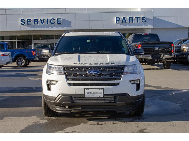 2019 Ford Explorer XLT (Stk: 9EX7796) in Surrey - Image 2 of 26