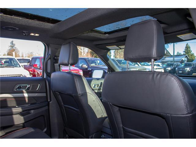 2019 Ford Explorer XLT (Stk: 9EX7796) in Surrey - Image 16 of 26