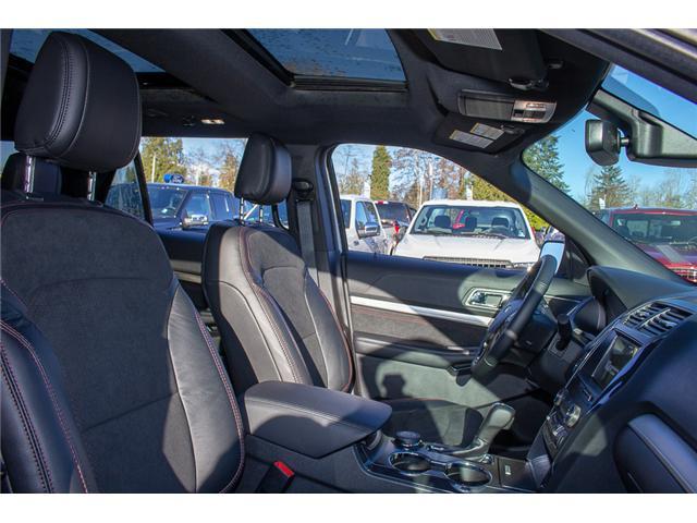 2019 Ford Explorer XLT (Stk: 9EX7796) in Surrey - Image 18 of 26