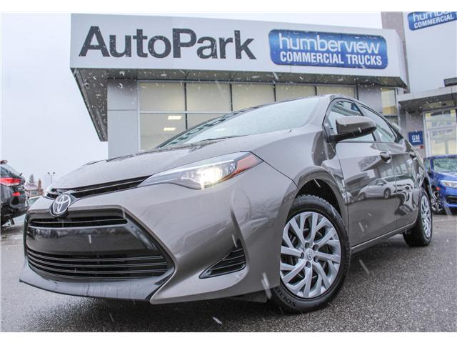 2017 Toyota Corolla LE (Stk: APR2197) in Mississauga - Image 1 of 28