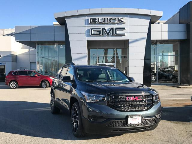 2019 GMC Acadia SLT-1 (Stk: 9A09350) in North Vancouver - Image 2 of 15