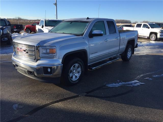 2014 GMC Sierra 1500 SLT (Stk: PW0229A) in Devon - Image 1 of 12