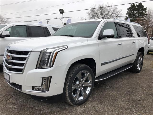 2019 Cadillac Escalade ESV Premium Luxury (Stk: 187821) in Markham - Image 1 of 5
