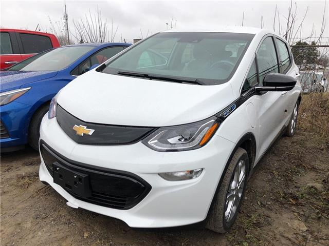 2019 Chevrolet Bolt EV LT (Stk: 112104) in Markham - Image 1 of 5
