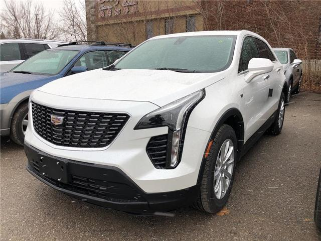 2019 Cadillac XT4 Luxury (Stk: 129521) in Markham - Image 1 of 5