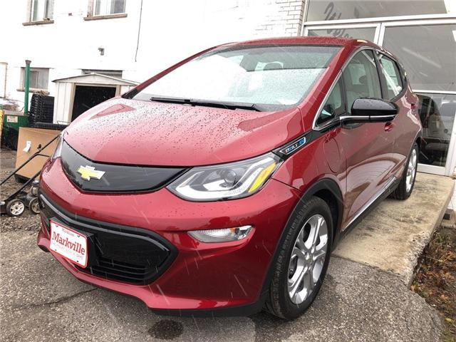 2019 Chevrolet Bolt EV LT (Stk: 4106687) in Markham - Image 1 of 5