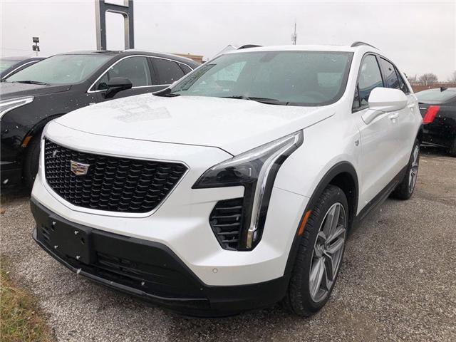 2019 Cadillac XT4 Sport (Stk: 103349) in Markham - Image 1 of 5