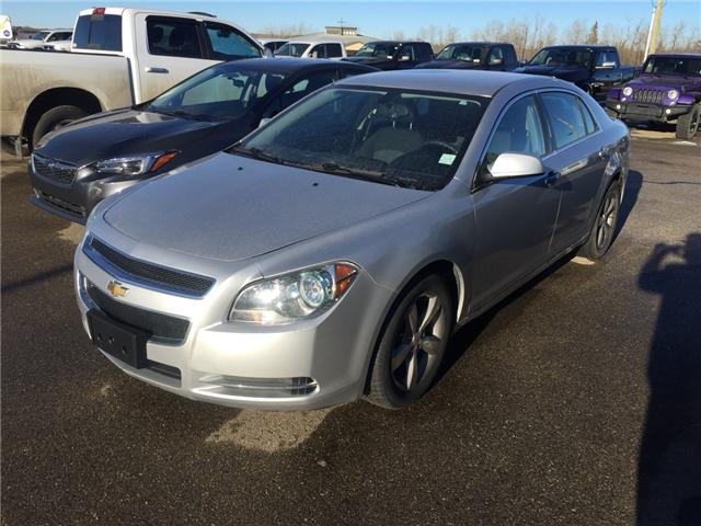 2011 Chevrolet Malibu LT (Stk: PW0108A) in Devon - Image 1 of 17