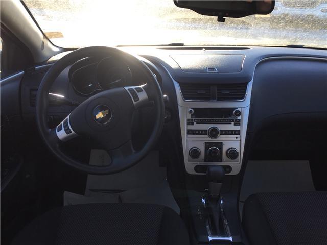 2011 Chevrolet Malibu LT (Stk: PW0108A) in Devon - Image 12 of 17