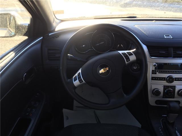 2011 Chevrolet Malibu LT (Stk: PW0108A) in Devon - Image 14 of 17