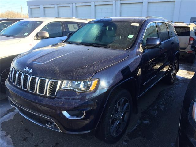 2018 Jeep Grand Cherokee Limited (Stk: 18GH5495) in Devon - Image 1 of 10