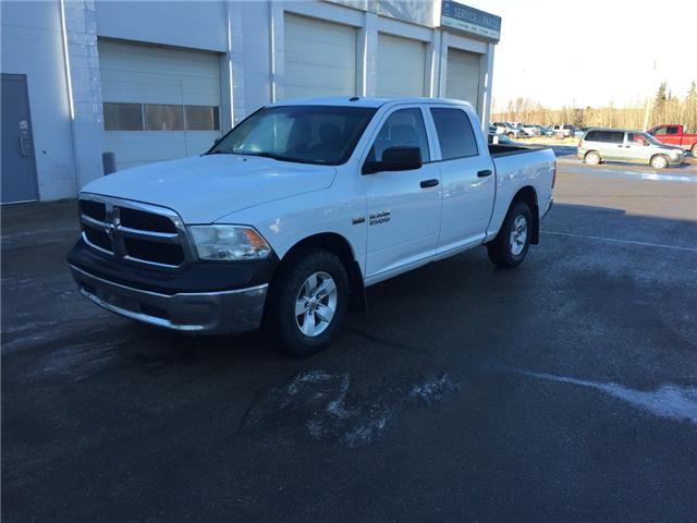2015 RAM 1500 ST (Stk: PW0280A) in Devon - Image 1 of 14