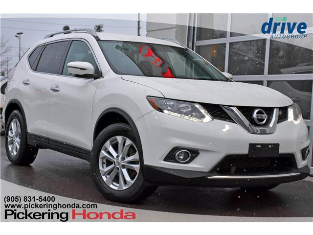 2016 Nissan Rogue SV (Stk: P4557) in Pickering - Image 1 of 28