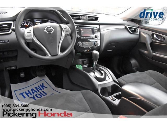 2016 Nissan Rogue SV (Stk: P4557) in Pickering - Image 2 of 28