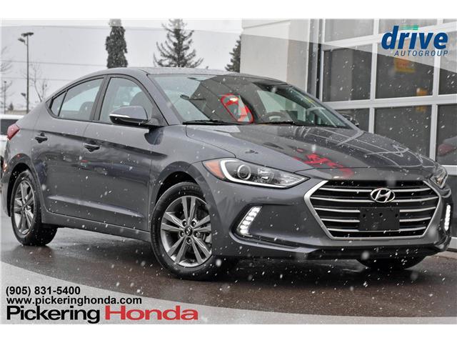 2018 Hyundai Elantra GL SE (Stk: PR1102) in Pickering - Image 1 of 26