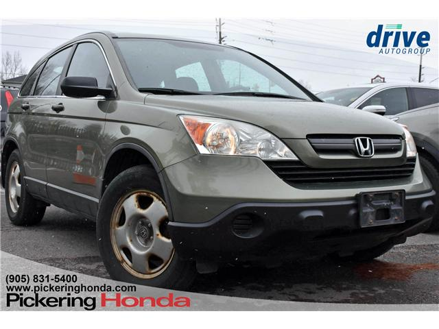 2008 Honda CR-V LX (Stk: P4472) in Pickering - Image 1 of 19