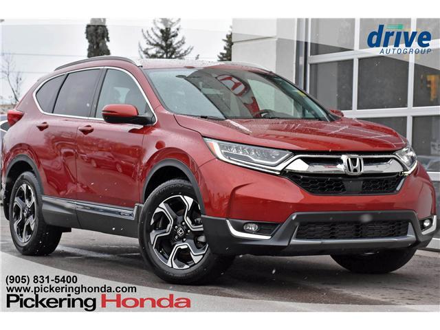 2018 Honda CR-V Touring (Stk: P4514) in Pickering - Image 1 of 31