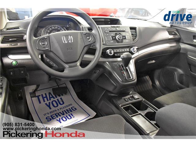 2015 Honda CR-V LX (Stk: P4524) in Pickering - Image 2 of 25