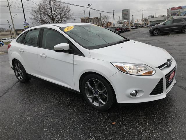 2014 Ford Focus SE (Stk: 181351A) in Windsor - Image 1 of 11