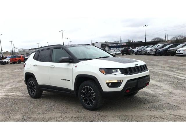 2019 Jeep Compass Trailhawk (Stk: 19484) in Windsor - Image 2 of 11