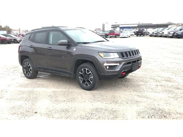 2019 Jeep Compass Trailhawk (Stk: 19485) in Windsor - Image 2 of 11