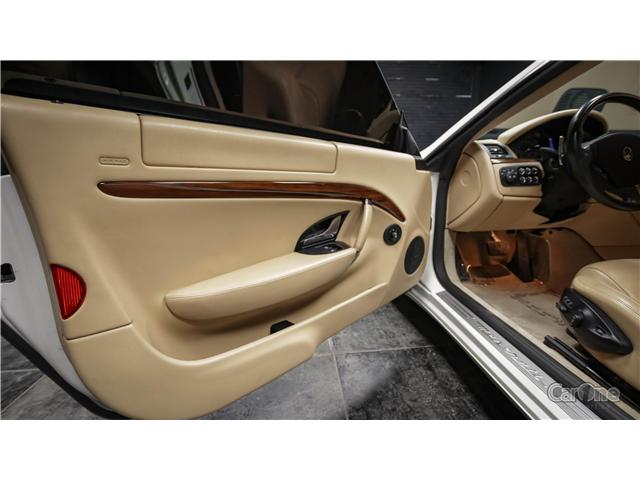 2008 Maserati GranTurismo Base (Stk: PT14-400) in Kingston - Image 6 of 31