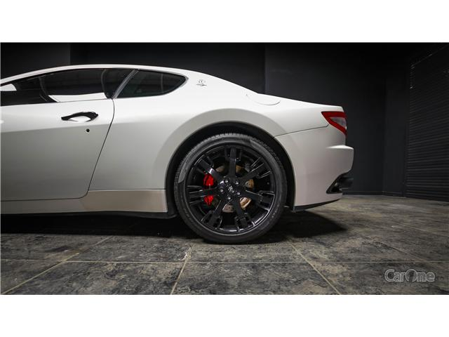 2008 Maserati GranTurismo Base (Stk: PT14-400) in Kingston - Image 26 of 31