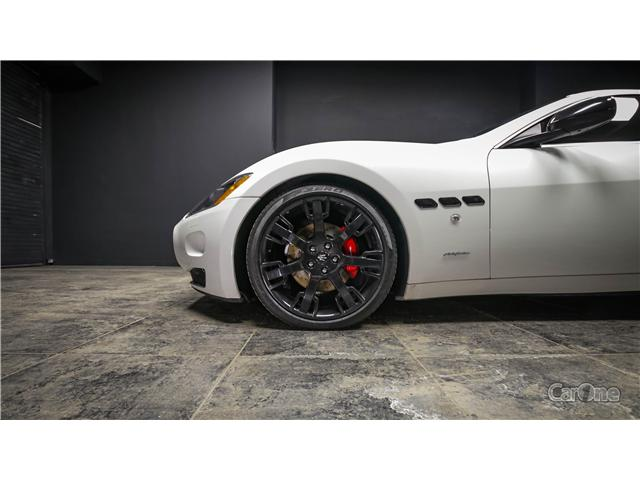 2008 Maserati GranTurismo Base (Stk: PT14-400) in Kingston - Image 28 of 31