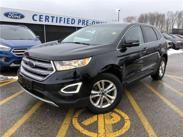 2016 Ford Edge SEL (Stk: ED181611A) in Barrie - Image 1 of 30