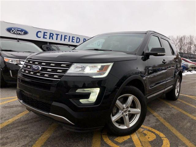 2017 Ford Explorer XLT (Stk: P8611) in Barrie - Image 1 of 30